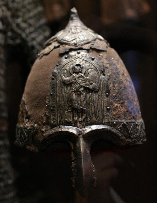 Шлем князя из Лыково