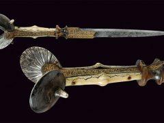 Виды кинжалов Средневековья