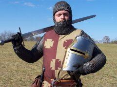 История меча (6): меч войны в Европе и на Руси