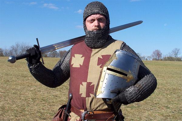 Рыцарский меч войны