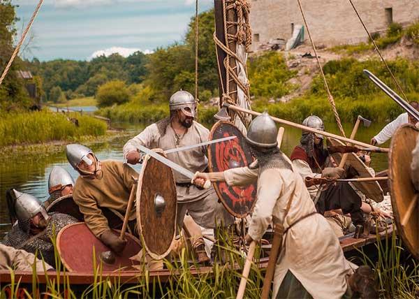 боевой клич викингов