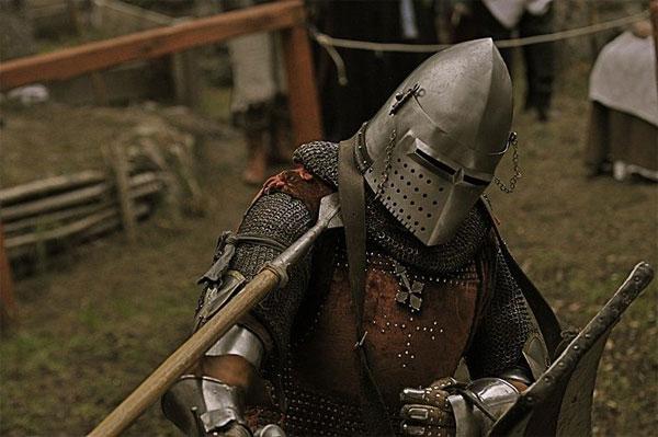 Виды травм на рыцарском турнире