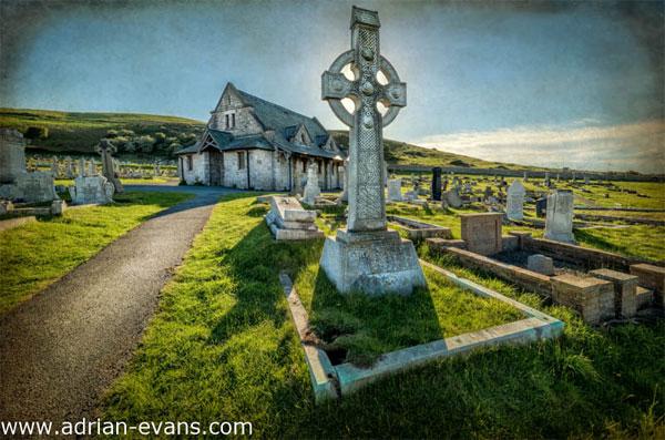 ирландский крест
