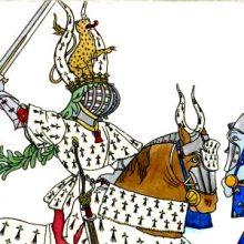 Рыцарский турнир (3): особые мечи для турнира