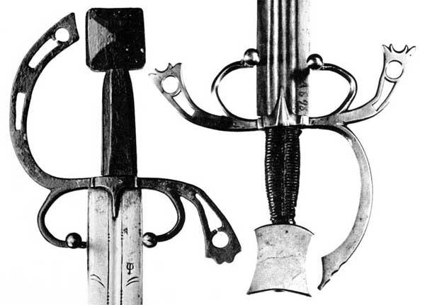 скьявона_011_венецианские мечи