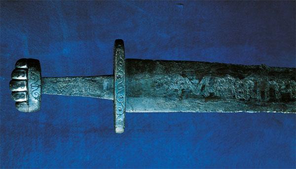Древний меч из Ирландии_00