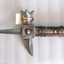Немецкий боевой молот из музея Хиггинса