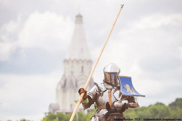 рыцари Руси