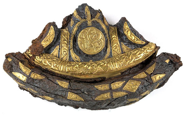 Навершие меча из Бедал Хоард