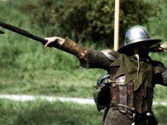 Древние музыкальные инструменты войны