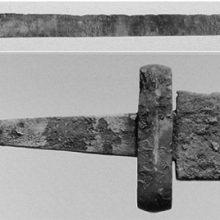 Однолезвийный меч (2): редкий клинок из Норвегии
