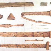 Однолезвийный меч (1): самый широкий. Из Ирландии