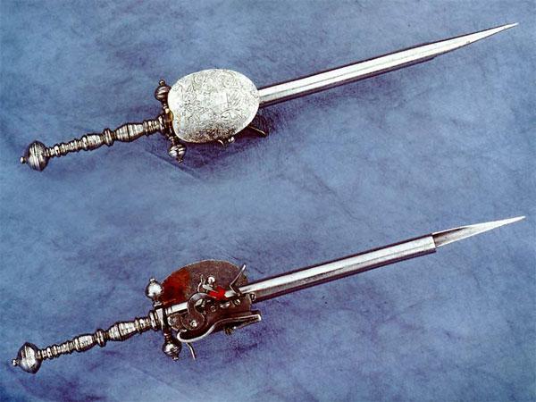 комбинированное оружие
