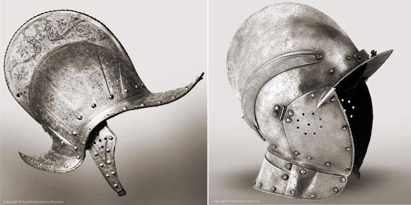Шлем бургиньот - 09-20