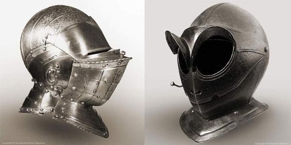 Шлем бургиньот - 15 - 16