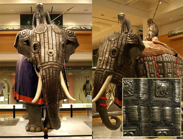 боевой слон - 000