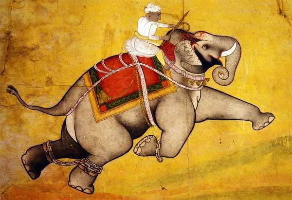 боевой слон-006
