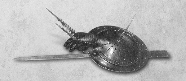 комбинированное оружие_щит с мечом-62