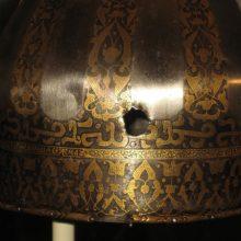 Шлем Ивана Грозного: шведский трофей