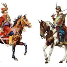 Всадники Черной Армии (2): потомки гуннов и гусары