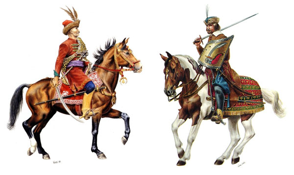 Венгерские гусары Черной Армии