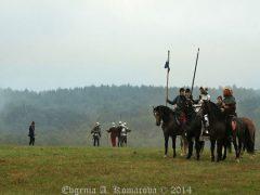 Всадники Черной Армии (1): рыцари и ополченцы
