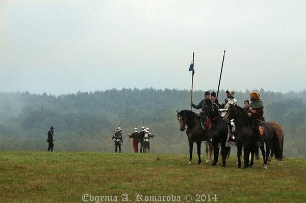Всадники Черной армии