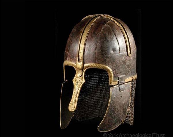 шлем из Йорка