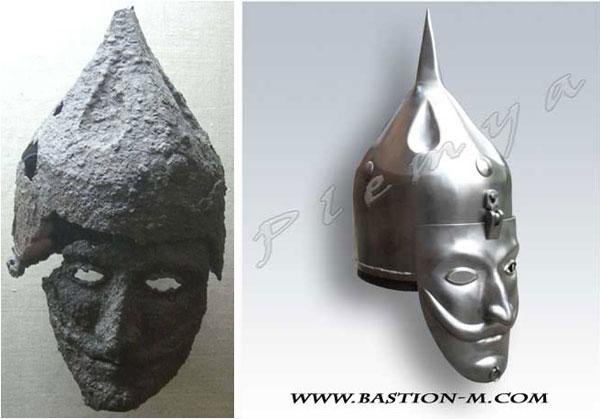 Шлем из Липовца
