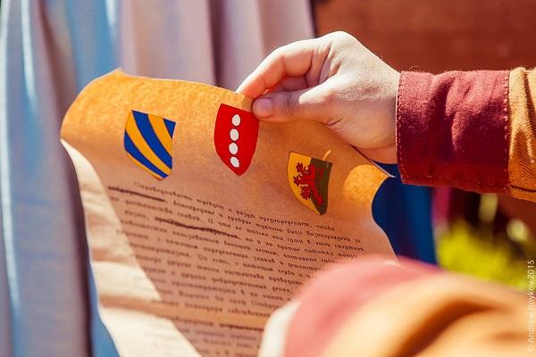 средневековые гербы