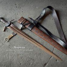 Меч «Бенедиктус» от мастерской «Swordmaker»