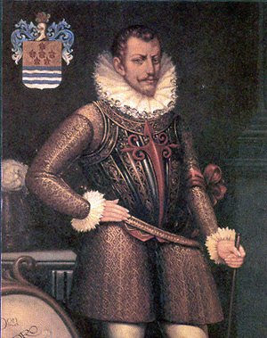 конкистадор Педро Альварадо