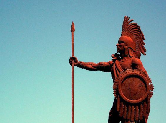 ацтекский вождь