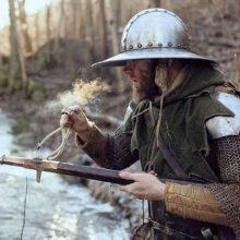 Ручницы / хэндганы: огненные звери железной пехоты