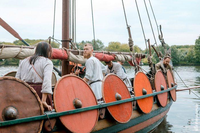как тренировались викинги