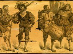 Битва при Павии: потеряно всё, кроме чести и жизни