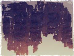 Судьба античных текстов