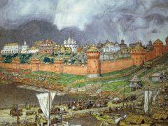 Городская политика Ивана III